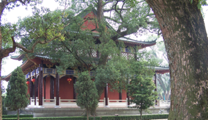 Qigong Temple Lung Hu-shan